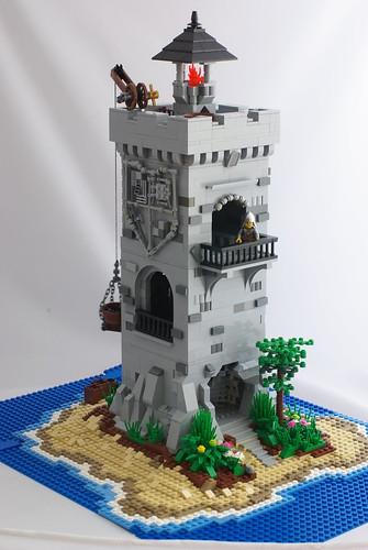 Medieval Lighthouse