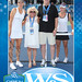 2011 W&S Open Coin Toss Winner Sharapova vs Stosur 8-19