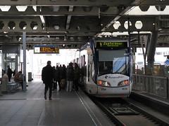RandstadRail RegioCitadis light rail unit no. 4013, Den Haag CS