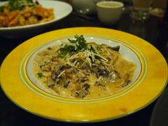 Wild Mushroom Risotto @ Marco Polo @ Viana Hotel &…