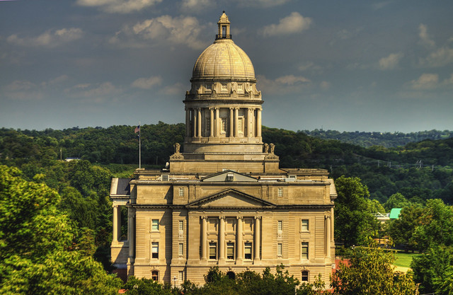 Kentucky State capital.... | Flickr - Photo Sharing!