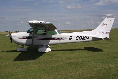 Cessna 172P Skyhawk G-CDMM