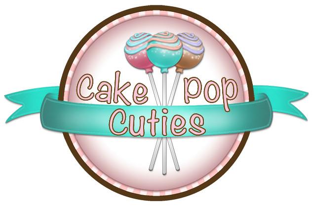 Cake-Pop Cuties Logo Company identity Design Vintage ...
