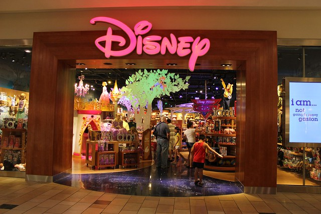 Disney Store entrance | Flickr - Photo Sharing!