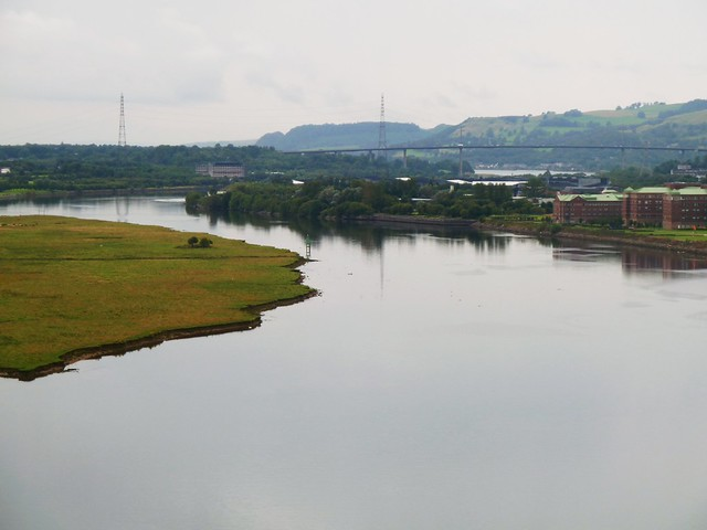 Erskine Bridge from Clydebank