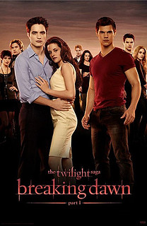 The Twilight Saga Breaking Dawn Part 1 New Poster Adonismens