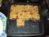 Microwave Banana Flapjack