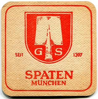 Munich - Spaten (2)