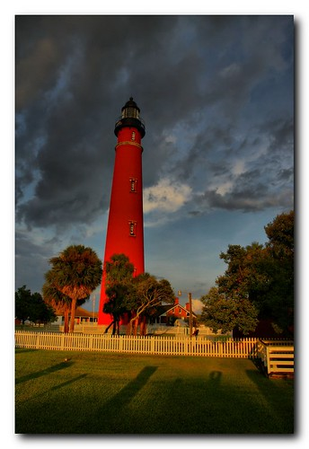 sunset sun lighthouse color history nature beautiful outdoors florida newsmyrnabeach ponceinlet ponceinletlighthouse scotthelfrich scotthelfrichphotographycom