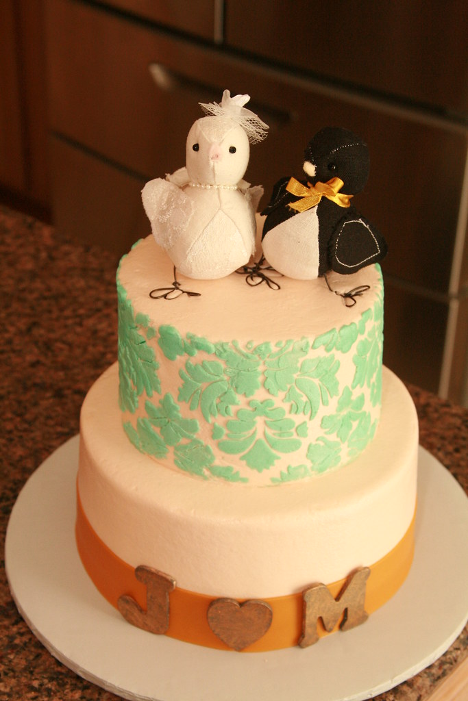 Wedding Cakes | April\'s Cakes