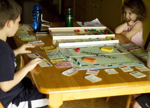 Hurricane Monopoly