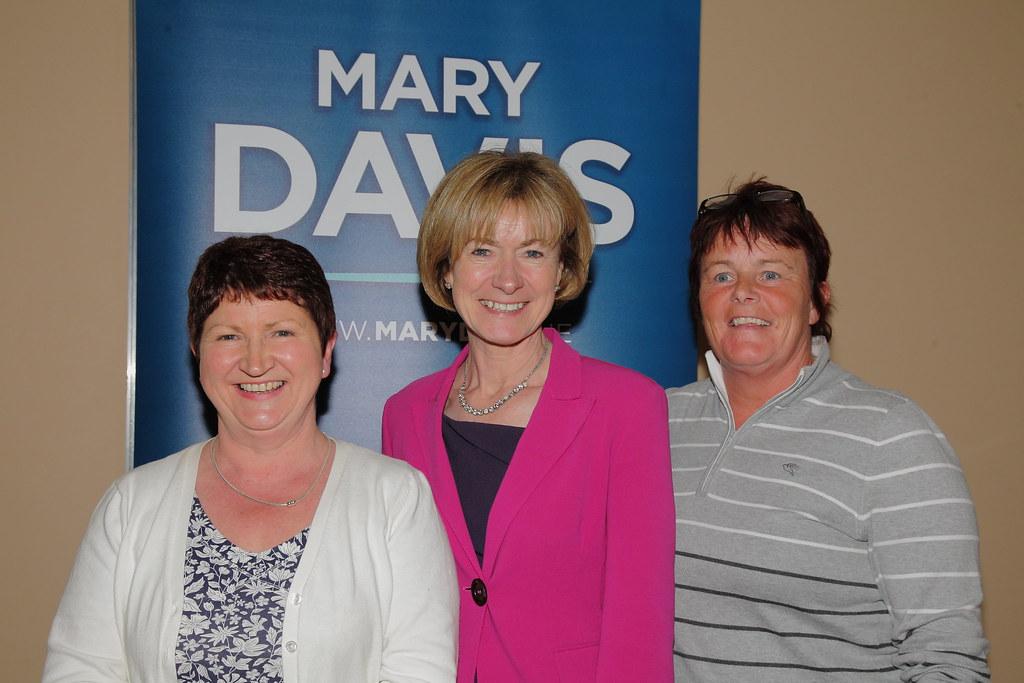 Mary Davis visit to Cork