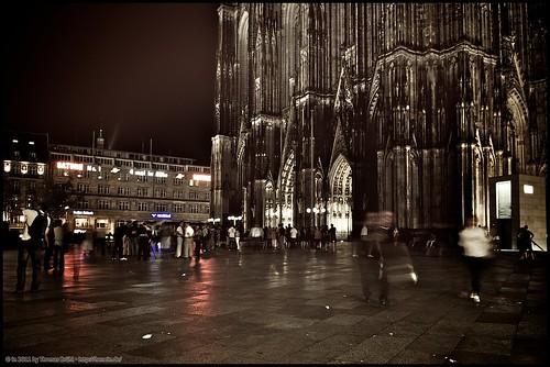 Photo Nightwalk Cologne 01