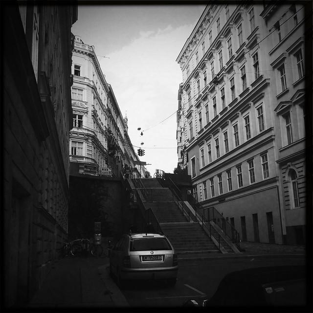 Vienna stairs