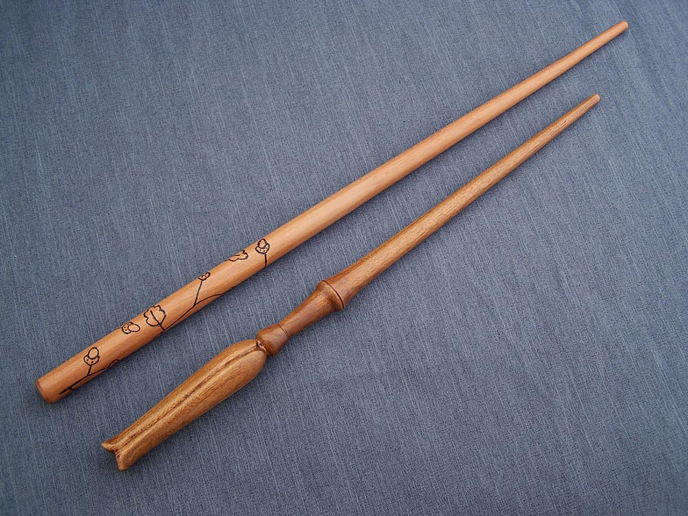 Wood harry potter wand replicas update 10 31 11 page 6 for Gregorovitch wands