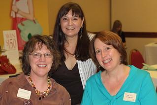 Bryanna, Susan and Ginny