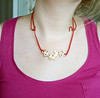Honeycomb Necklace 2 by TheExperimentalCrafter