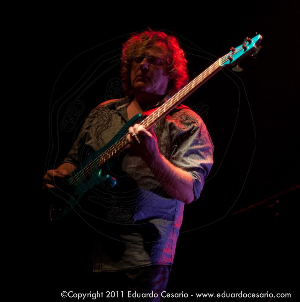 Greg Howe's Band (con Stuart Hamm)