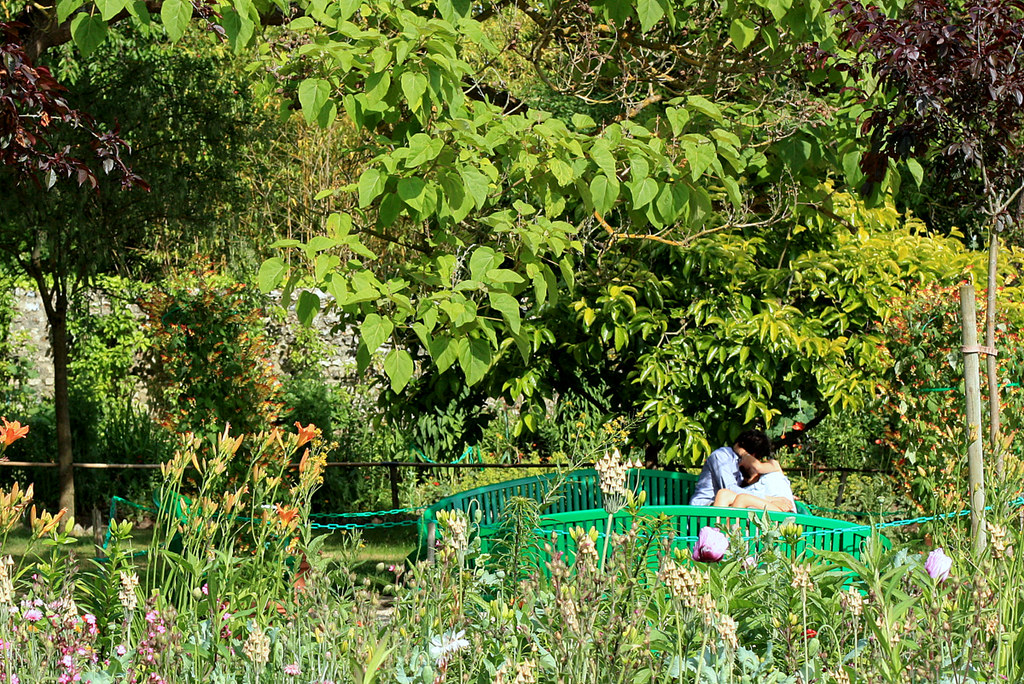 Giverny love