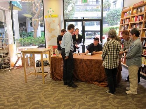 Michael Moore, Paul Hogarth, Books, Inc., S… IMG_7857