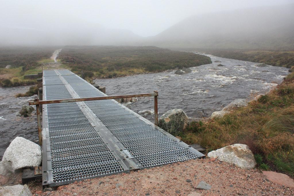Bridge over the Am Beanaidh