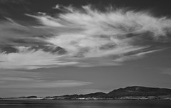 Sky over Colonsay
