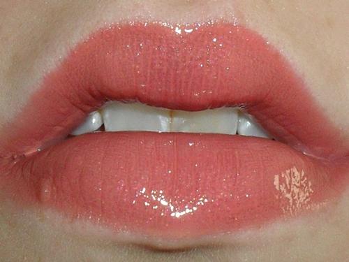 NYX Pumpkin Pie lipstick and NYX girls Peach gloss ...