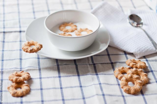 Bucaneve Cookies & Milk