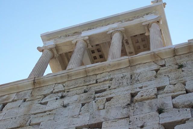 Acrópolis (Templo Atenea Nike) 02 | Flickr - Photo Sharing!