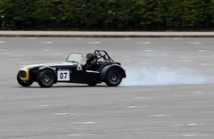 supercar(0.0), race car(1.0), auto racing(1.0), automobile(1.0), racing(1.0), vehicle(1.0), race(1.0), automotive design(1.0), open-wheel car(1.0), motorsport(1.0), autocross(1.0), caterham 7(1.0), race track(1.0), land vehicle(1.0), sports car(1.0),