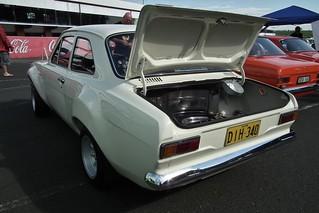 1971 Ford Escort Mk I Mexico