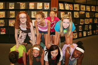 Teen Library Lock-In 2011