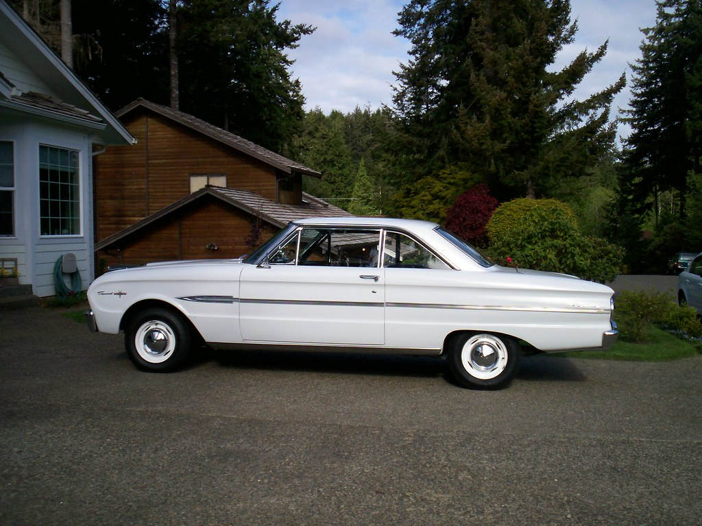 for sale  1963 ford falcon sprint 4 spd