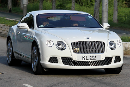 Bentley, Continental, GT, KL22, Tai Mei Tuk, Hong Kong