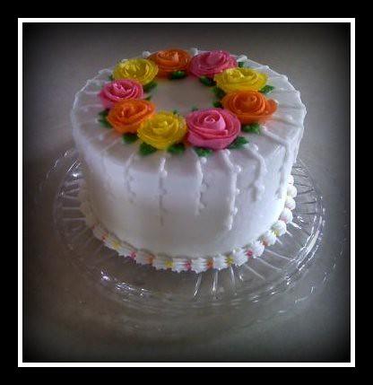 Grandmas 82nd Birthday Cake