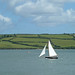 Small photo of Yacht in Carrick Roads