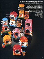 Busy Bears catalog scan