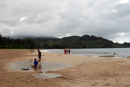 Our Beach in Hanalei