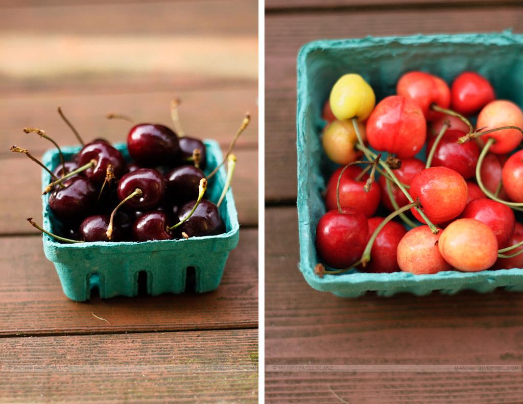 Bing & Rainier Cherries