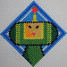 Katamari Cross Stitch