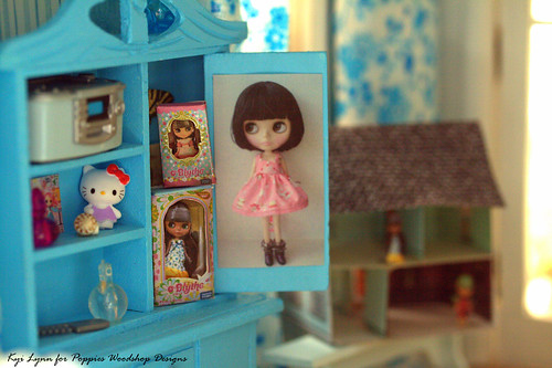 Mini Doll House