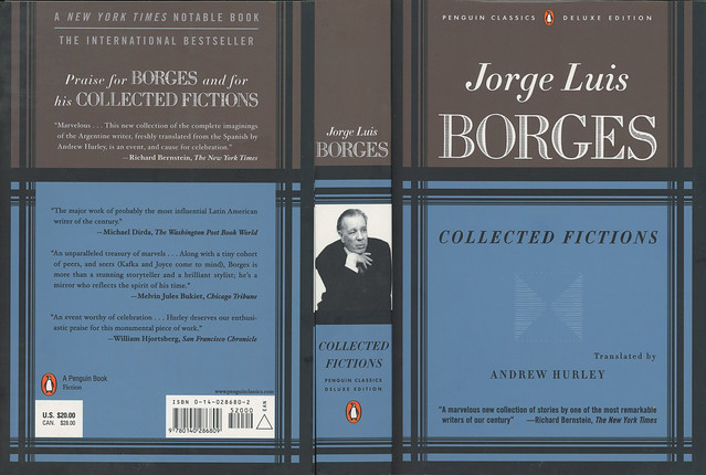 Penguin Books - Jorge Luis Borges - Collected Fictions (with spine + back)