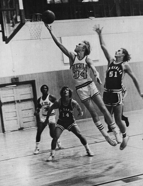 1977 Varsity Basketball
