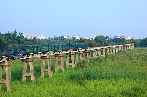 43Q5台糖北港溪鐵橋-復興鐵橋