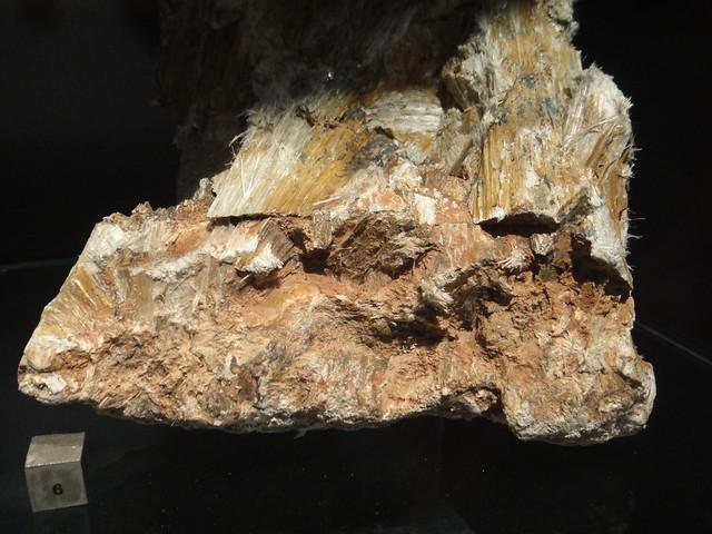 brecciated asbestos mineral specimen flickr photo