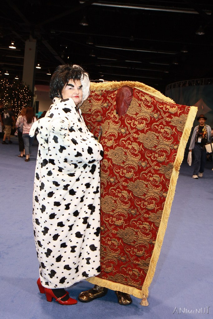 IMG 5458 - Cruella de Vil & Magic Carpet