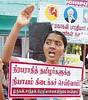 Senkodi (21years) self immolated to end death penalty of Perarivalan, Santhan and Murugan