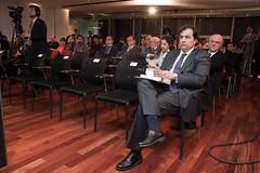 """Diputado Gonzalo Arenas en Seminario """"El Congreso del Siglo XXI"""""""