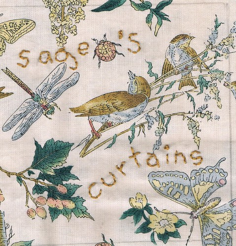 Sage Curtains