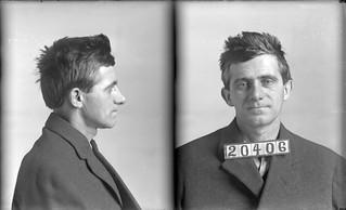 Landroy, Lewis. Inmate #20406 (MSA)